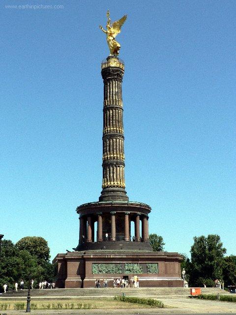 Berlínsky vítězný sloup ( 480x640 )