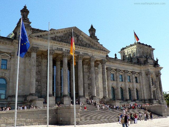 Spolkový sněm (Bundestag) ( 640x480 )