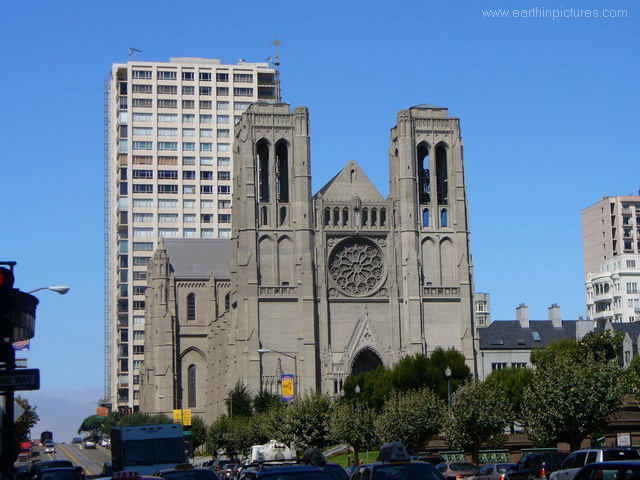 cattedrale Grace Cathedral - Notre Dame di San Francisco