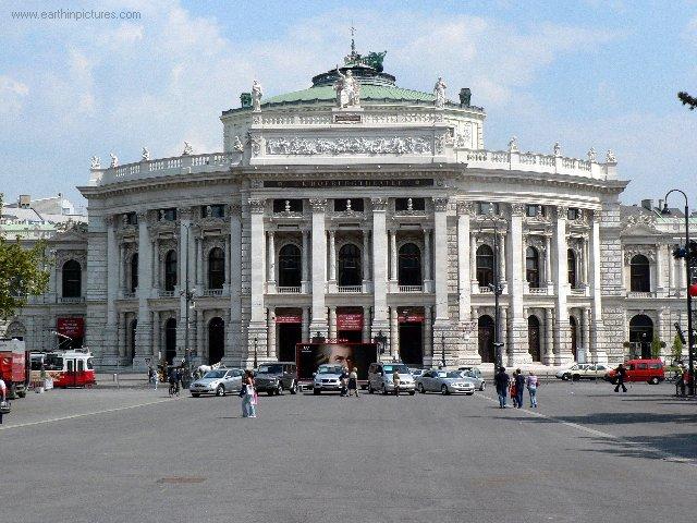 Burgtheater (Castle Theatre) ( 640x480 )
