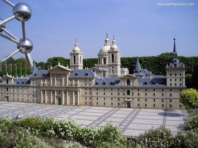 ������ ������ ���� mini_europe_-_the_escorial,_madrid.jpg