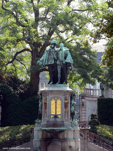 ������ ������ ���� statue_of_counts_egmont_and_hornes.jpg