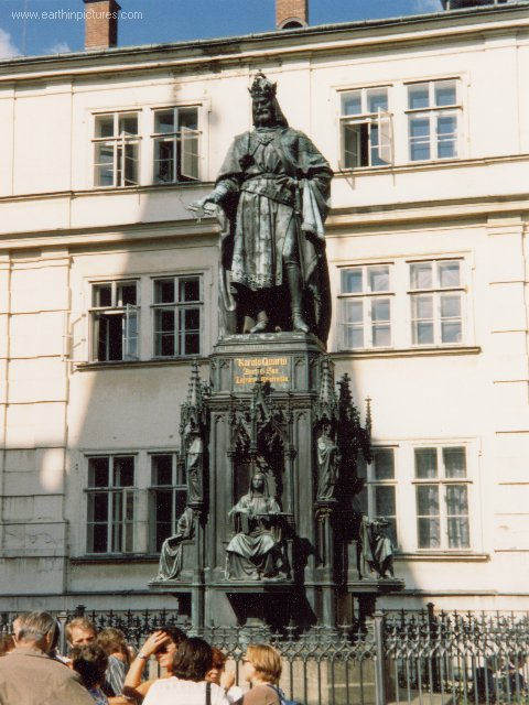 Statue of Charles IV ( 480x640 )
