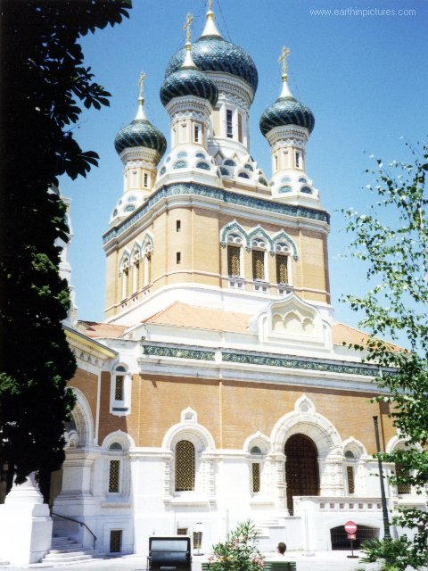 St. Nicolas Orthodox Russian Cathedral ( 480x640 )