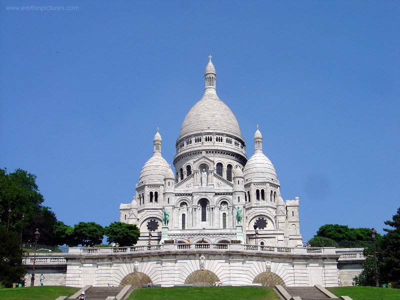 Basilica of the Sacré Cœur ( 800x600 )