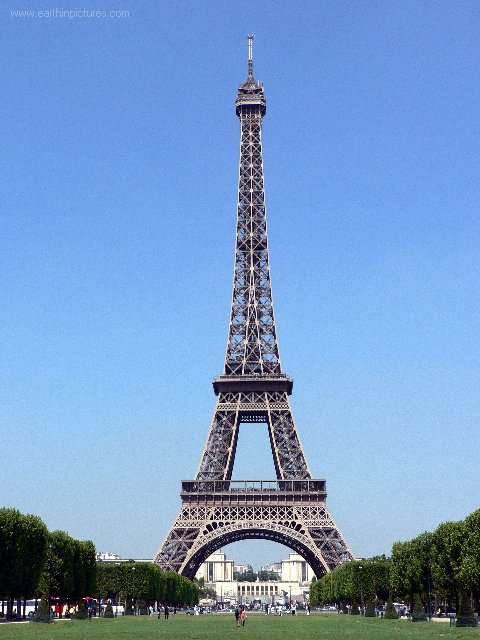 Eiffel tower ( 480x640 )