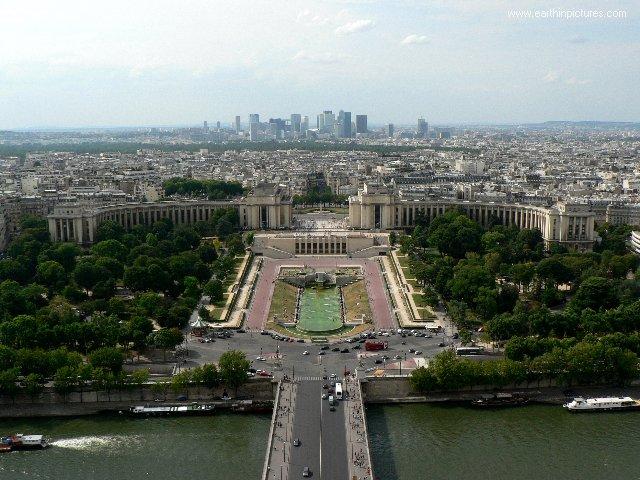 Paris cityscape ( 640x480 )