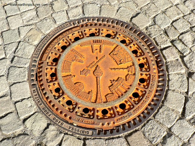 Berlin sewer cover ( 640x480 )