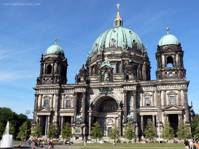 Berliner Dom (Berlin Cathedral) ( 640x480 )