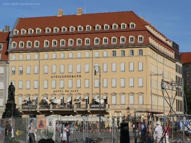 Hotel Steigenberger De Saxe Dresden