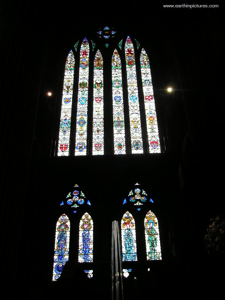 Inside the Glasgow Cathedral ( 768x1024 )