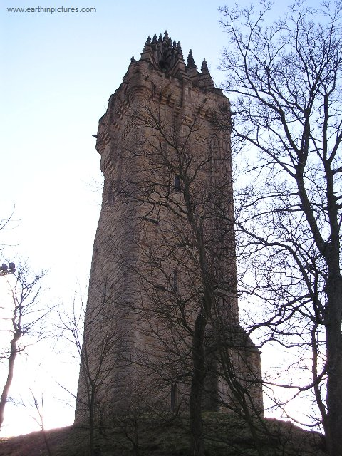 William Wallace Monument ( 480x640 )