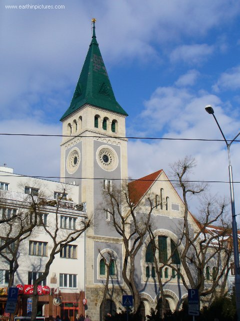Calvinist Church ( 480x640 )