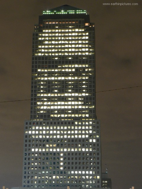 3 World Financial Center at night ( 480x640 )